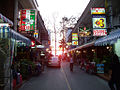Patong shopping sunset 2.jpg