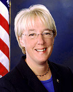 Senator Patty Murray, Democrat of Washington