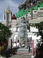 Patung Jendral Tionghoa di Wat Arun.jpg