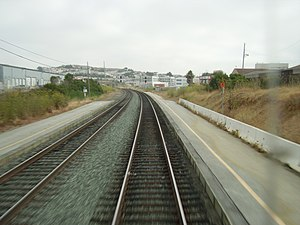 Paul Avenue station, July 2005.jpg