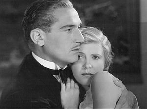 The Right to Love (1930 film) - Paul Lukas and Ruth Chatterton