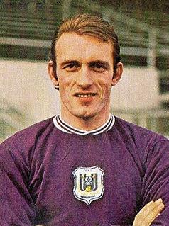 Paul Van Himst Belgian footballer