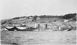Paulding (DD22). Starboard side, camouflaged, 1918 - NARA - 530782