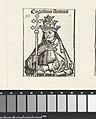 Paus Eugenius I Eugenius primus (titel op object) Liber Chronicarum (serietitel), RP-P-2016-49-60-9.jpg