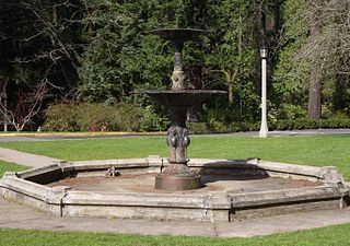 Chiming Fountain