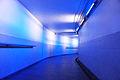 Pedestrian tunnel with blue light.jpg