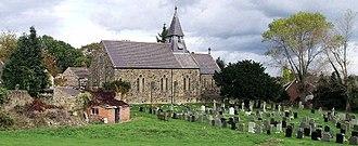 Pen-y-cae, Wrexham - St Thomas' Parish Church