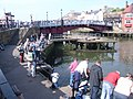 People crabbing at Whitby - geograph.org.uk - 832289.jpg
