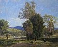 Percy Lindsay - Australian Landscape, 1938.jpg