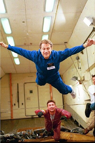 Ο διαστημικός τουρισμός είναι ένα από τα μεγαλύτερα projects του Peter Diamandis