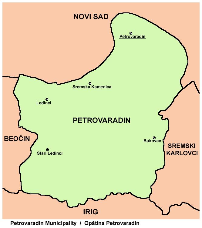 Petrovaradin mun
