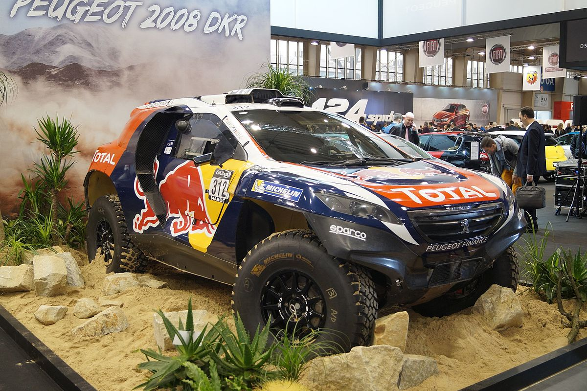 peugeot 2008 dkr wikipedia. Black Bedroom Furniture Sets. Home Design Ideas