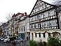 Pfarrstraße in Stuttgart mit Blick auf Drei Mohren - panoramio.jpg