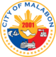 Official seal of Malabon