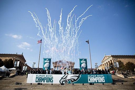 Philadelphia Eagles Super Bowl LII Victory Parade (25301750847)