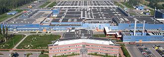 Philip Morris International - Philip Morris factory in Russia