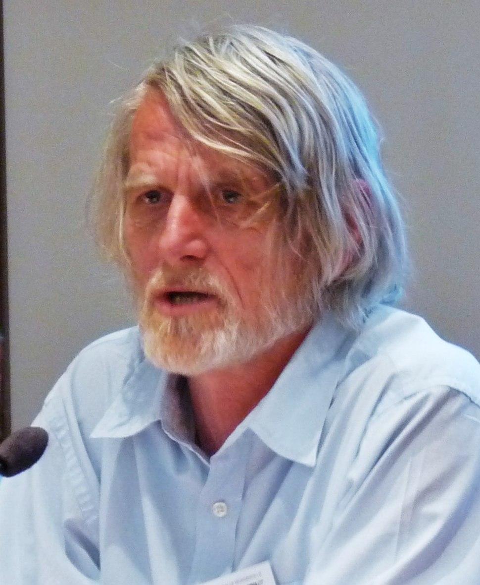 Philippe Van Parijs (cropped)