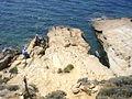 Philoctetes cave, Lemnos.jpg
