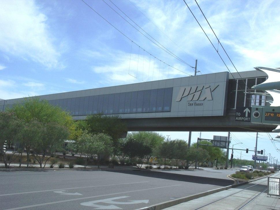 Phoenix-Sky Train Station 2
