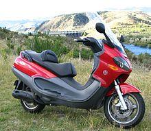 Motorower Yamaha