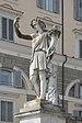 Piazza del Popolo statua di Bacco a Roma.jpg
