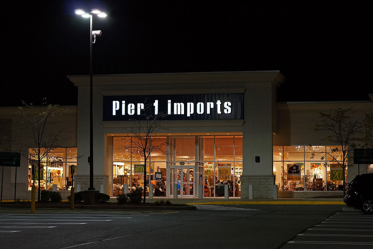 Pier 1 imports wikipedia for Pier import oran
