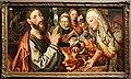 Pieter aertsen, gesù in casa di maria e marta, 1555 ca. 01.jpg