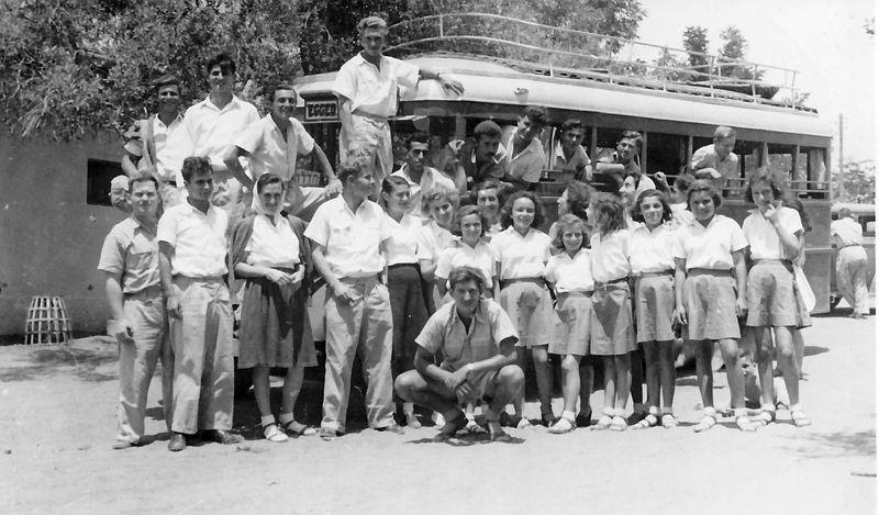 גן-שמואל-בני נוער 1948