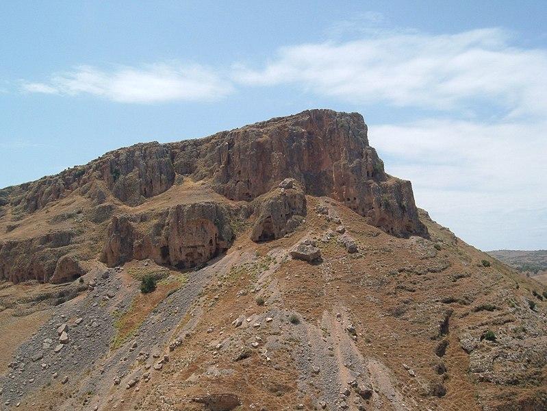 מצוק בהר הארבל