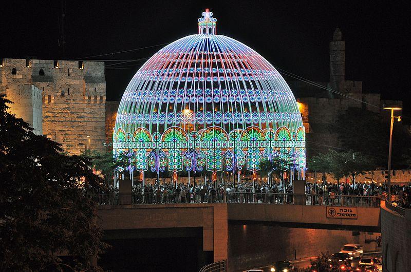 פסטיבל אור ירושלים