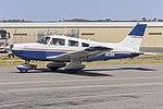 Piper PA-28-181 Archer III (VH-SFR) taxiing at Wagga Wagga Airport.jpg