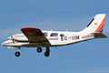 Piper PA-34-220T Seneca III Flight Training Europe EC-IIM.jpg