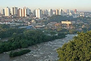 Piracicaba Municipality in Southeast, Brazil