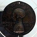 Pisanello, medaglia di lionello d'este (VI), ve, recto.JPG