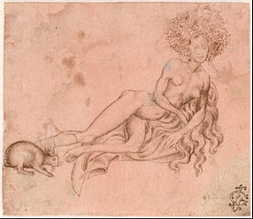 Allegory of Luxuria
