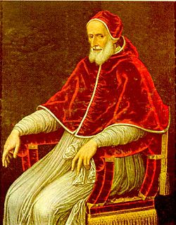 Cardinals created by Pius V Wikimedia list article