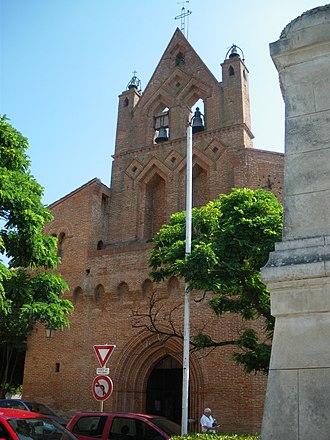 Plaisance-du-Touch - Image: Plaisance église