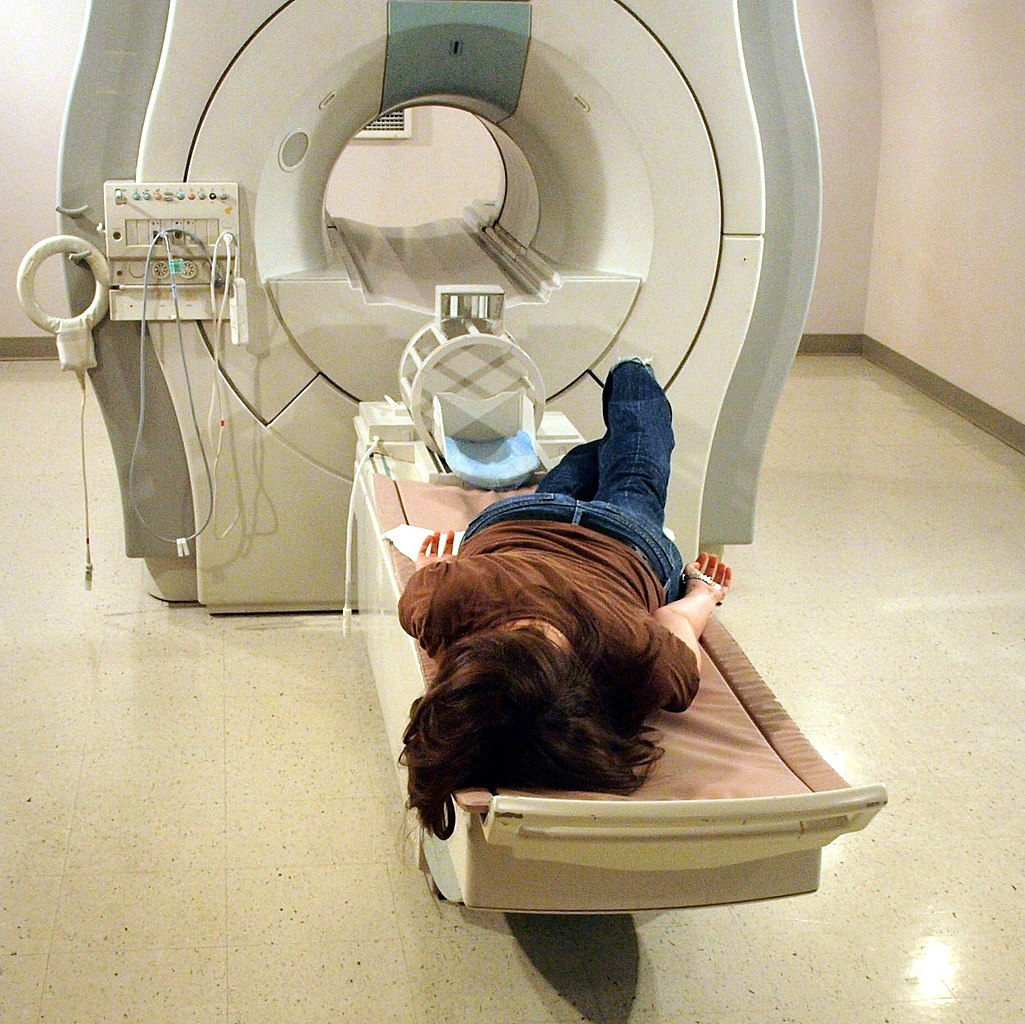mri machine size