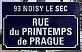Plaque Rue Printemps Prague - Noisy-le-Sec (FR93) - 2021-04-16 - 1.jpg