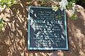 Plaque for Charles Dolle Grove of European Larch - Mount Airy Arboretum - DSC03820.JPG