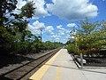 Platform at Durham-UNH station, June 2014.jpg