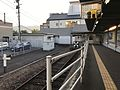 Platform of Imari Station (JR) 3.jpg