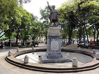 Carúpano - Image: Plaza Colon de Carupano panoramio