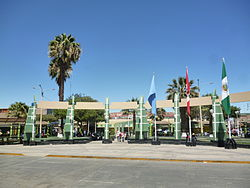 Plaza de El Pedregal