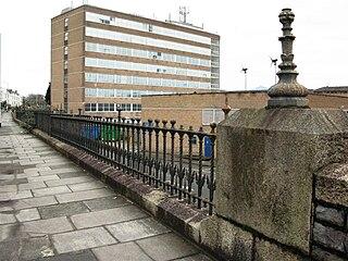 Devonport Kings Road railway station
