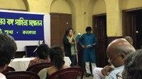 File:Poet Panchatapa Reciting her own Poem 01.webm