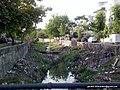 Pohara (shall I call it a river) near Khamla Market Bridge - panoramio.jpg