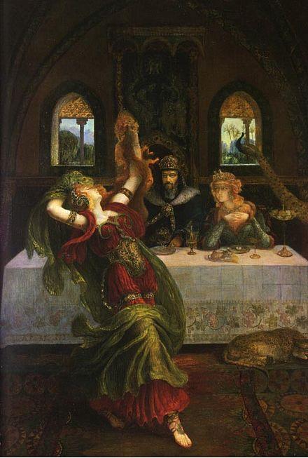 Tanz der sieben Schleier - Dance of the Seven Veils
