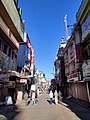 Police Bazar Road, Shillong in Morning.jpg