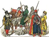 Polish soldiers 1633-1668
